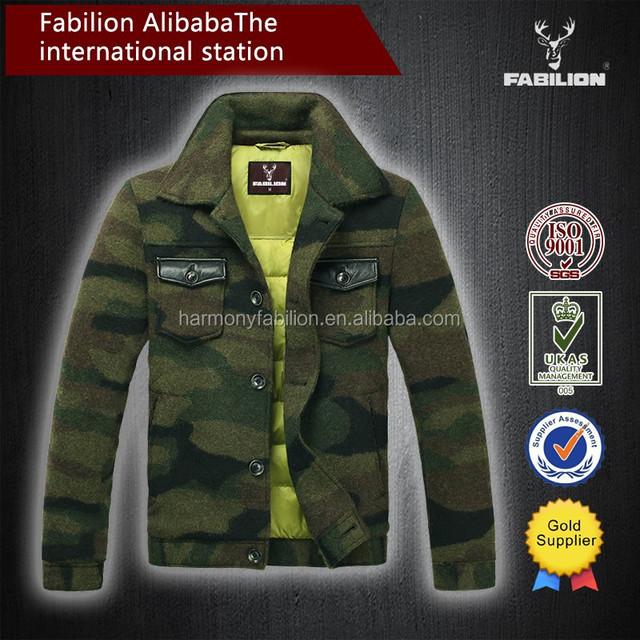 high quality wool warm jacket from china alibaba wholesale wool jacket
