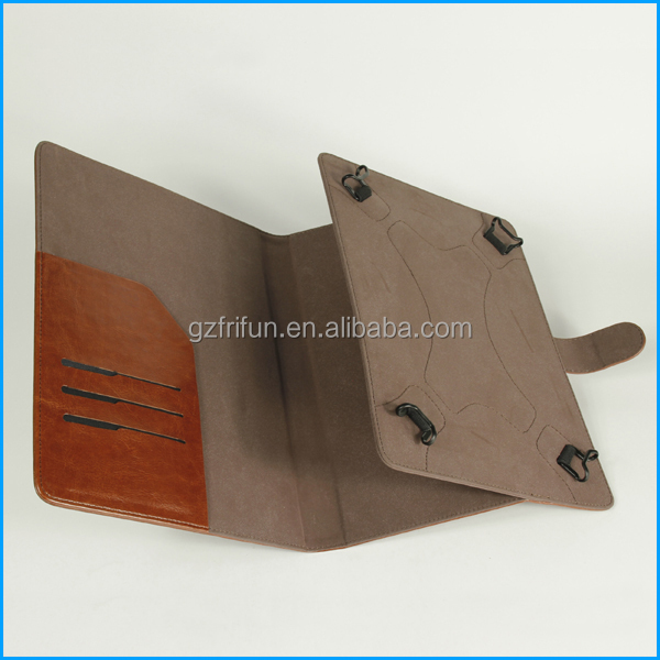 New design 9-10 Inch Universal Computer Leather Case for Ipad
