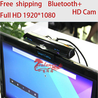 Wholesale Price Bluetooth4.0 Android Tv Box Built In Camera Build in 5.0Mp Camera for Video Conference By Salange