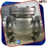 Cast Steel Flanged Swing Check Valve
