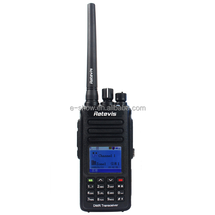 GPS HF radio transceiver MOTOTRBO IP67 Waterproof DMR Digital hf radio transceiver