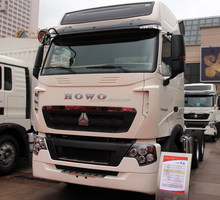 HOWO 6*4tractor truck T7H and trucks for sale