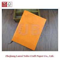 YB-1140 Yubo PU leather cover calendar diary cute book covers