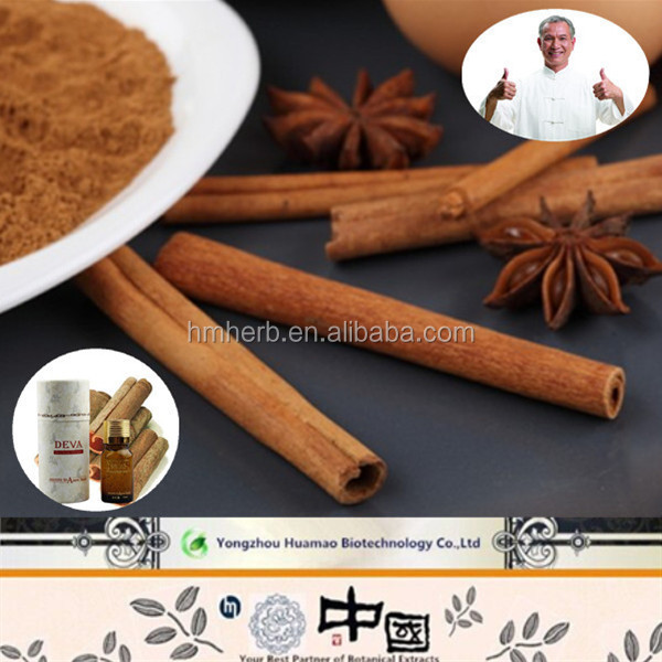 produce herbal extract powder cinnamon bark /spice
