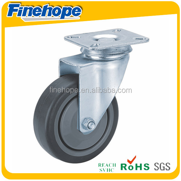 Solid tire for wheelchairs,industrial castors wheel