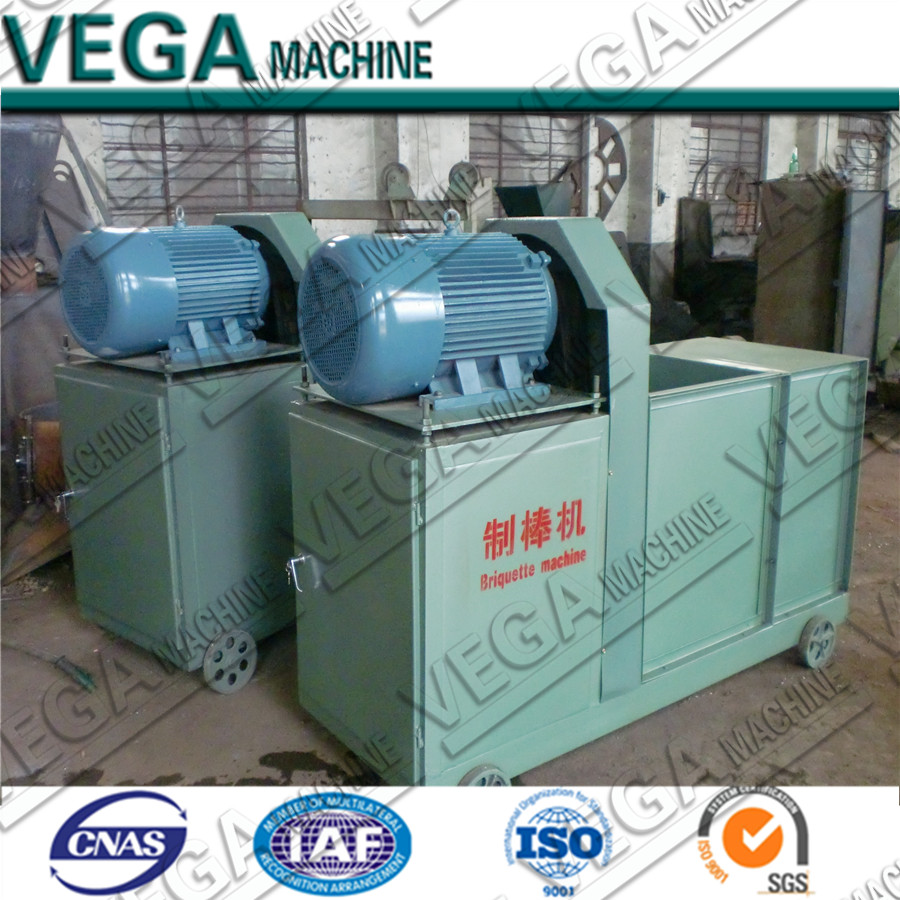 Coal/charcoal briquette making machine,small briquetting plant