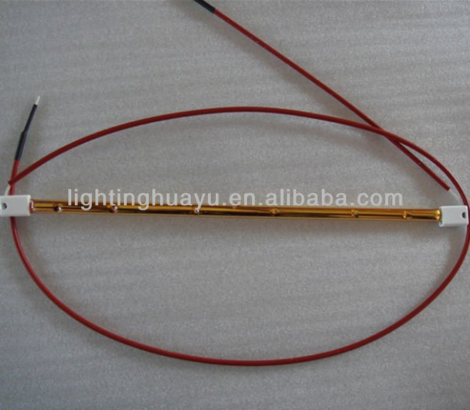 infrared heat lamps of halogen for electric heater