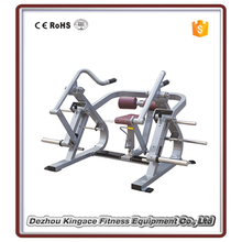 Commercial Gym Equipment Seated Dip Plate Loaded Machine