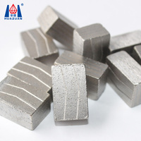 Huazuan diamond tools China diamond segments for granite marble sandstone other stone cutting