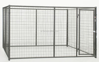 wholesale manufacturer galvanized welded wire mesh large dog cage