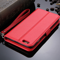 New Cell Phone OEM Pattern Beautiful PU Leather 360 Degree Rotating Case