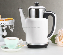 gooseneck stainless steel electrical kettle
