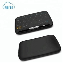 H18 mini Air Mouse Gaming Wireless Keyboard with Touchpad