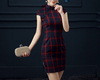 d72104h 2016 new style cheongsam cotton ladies cheongsam traditional Chinese clothing cheongsam