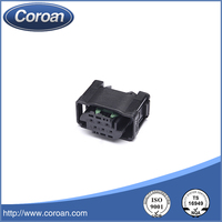 hot selling 1-967616-1 auto connector 6 pin auto PA66 female wire electronical waterproof connector