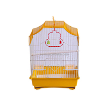 Cheap folding metal Bird cage ,portable bird cage,wire bird breeding cage B05