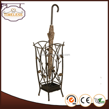New design metal floor standing umbrella stand