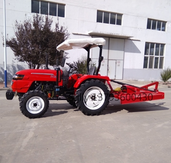 30HP 4WD farm tractor with mower 2019 model TY304