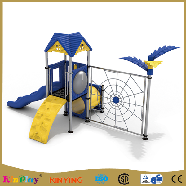 KINPLAY brand wholesale new playground kids hot sale custom made best selling popular outdoor slide for sale