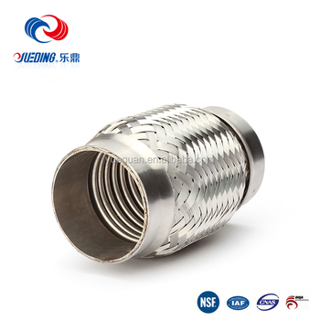 Car FLEXIBLE PIPE Exhaust bellows Stainless steel metal hose
