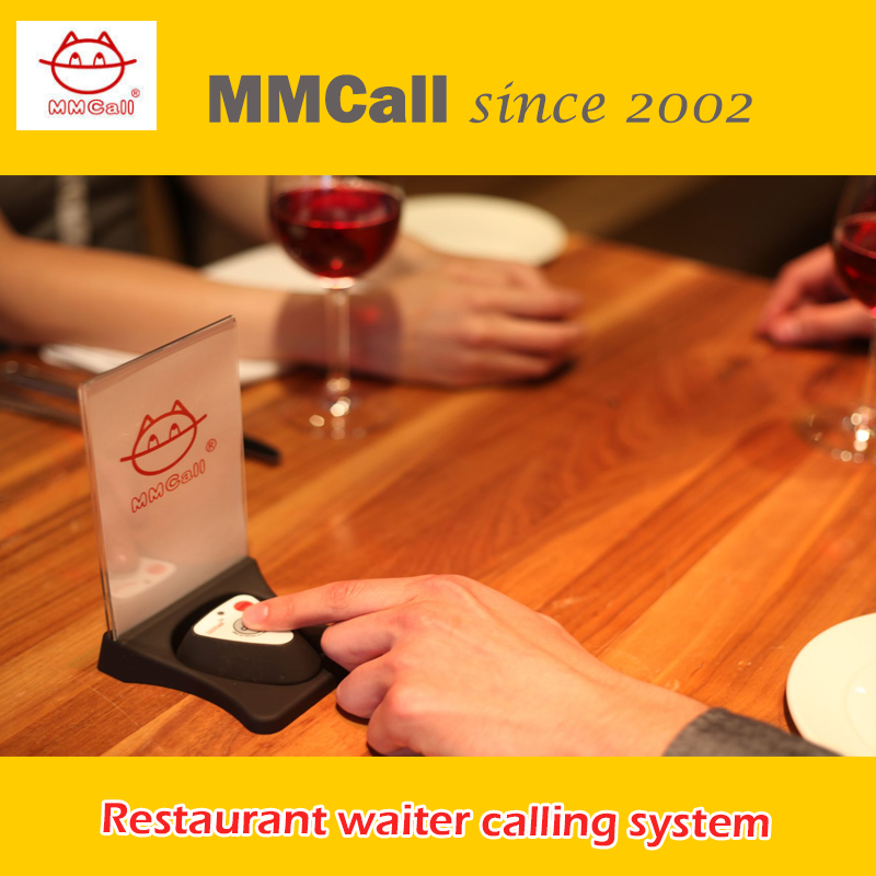 MMcall restaurant wireless calling system supplier waiter pager