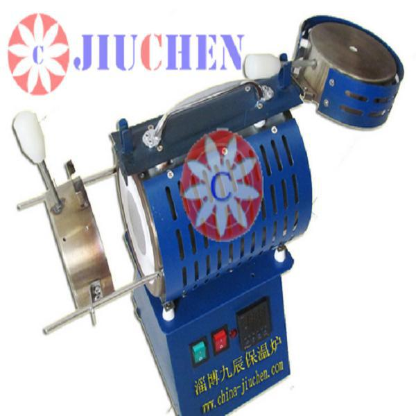 JC Small Metal Parts Electric Used Heat Treatment Furnace for Sale