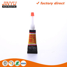 BV Certififcation cyanoacrylate rubber to steel adhesive glue