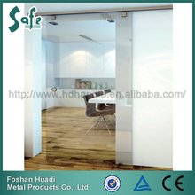 Home design for house decorative frameless glass sliding door