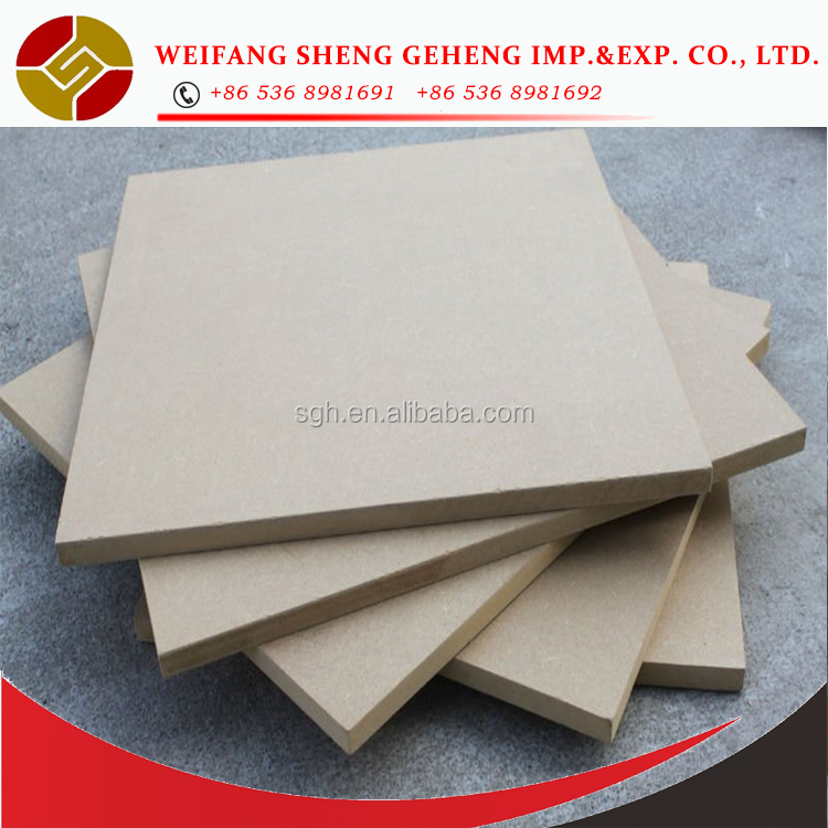 16mm 20mm Thick MDF Board