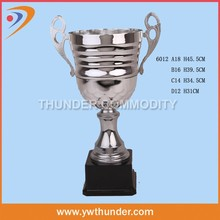 Best quality promotional success in the hand metal trophy