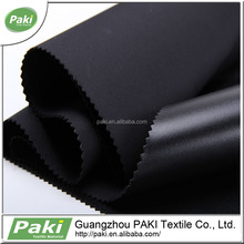 China wholesale 395gsm PVC FOAMED 150D nano fabric for bags