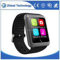 SIM card bluetooth phone smart wrist watch touch screen