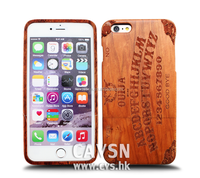 Natural Material With Popular Design Ouija Board Bumper Case For Iphone 6