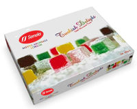 SERNEKS TURKISH DELIGHT WITH FRUIT