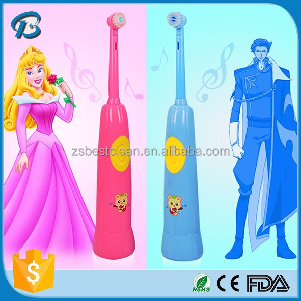 wholesale promotional product sonic electric toothbrush / unique kids toothbrush MT003