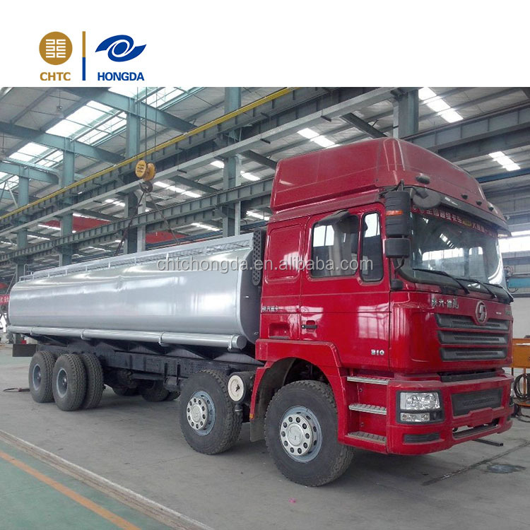 Different size Fuel Tanker Truck