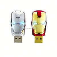 man of steel usb flash drive made in china for gift