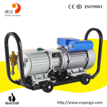 280 electric power high pressure water pump cleaning machine