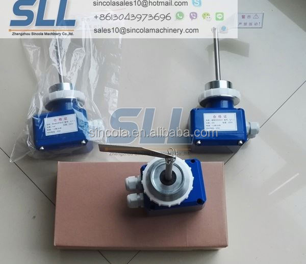 High temperature powder level sensor precious level indicator