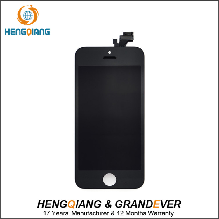 Mobile Phone Cheap LCD Touch Screen for apple iPhone 5 5G LCD With Digitizer