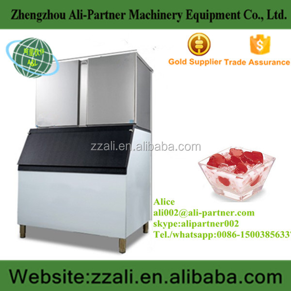 Ali-partner machinery high quality!!automatic sterile cube ice machine