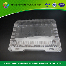 Blister clamshell fruit vegetable packaging disposable plastic food container