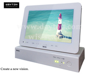 Bathroom Topping 10.1 Inch Wireless Waterproof LED TV SKD CKD