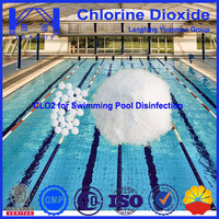 High Quality Chlorine Dioxide Tablet for Swimming Pool Treat Free Sample