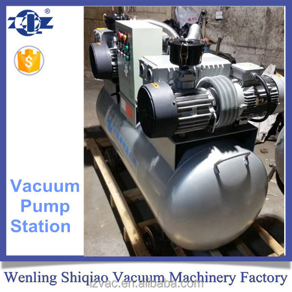 China alibaba electrical equipment filter vacuum pump system