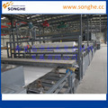 fiberglass Reinforced Plastic Sheet Making Machine for Roof