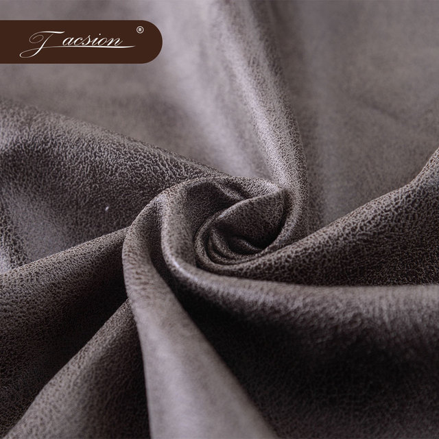 Suede Home Textile Furniture Fabric Upholstery Velvet