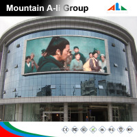 P10 RGB Display Outdoor Led Screen Video xxx