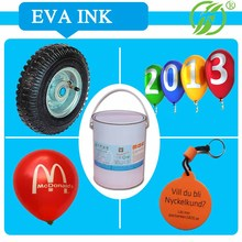 Eco-friendly Solvent EVA balloon ink for screen printing