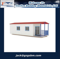 good design container dormitory homes